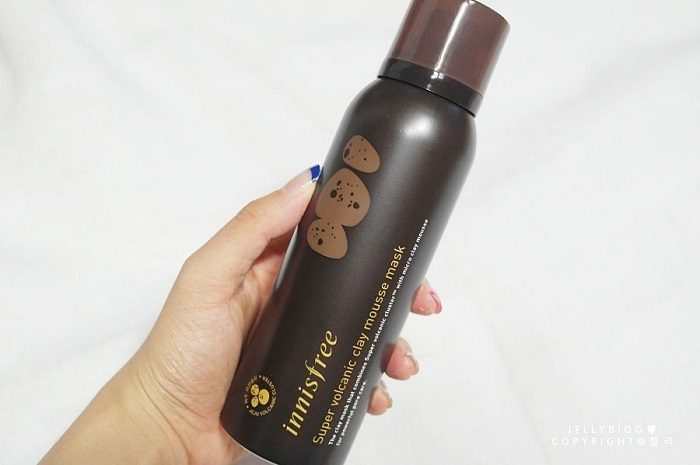 Mặt Nạ nnisfree Jeju Volcanic Clay Mousse Mask Original