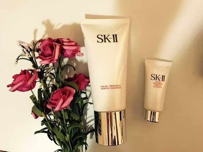 Sữa Rửa Mặt Sk-ii Facial Treatment Gentle Cleanser
