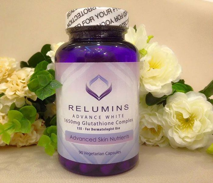 Viên Uống Trắng Da Relumins Advance Nutrition Vitamin C Complex