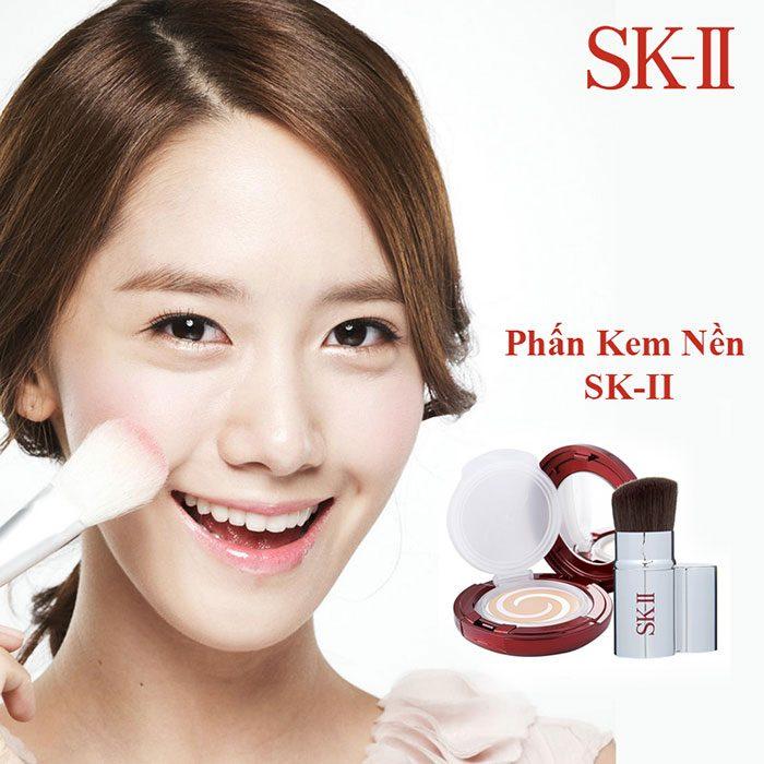 Phấn Kem Nền SK-II Clear Beauty Artisan Brush Foundation Moist