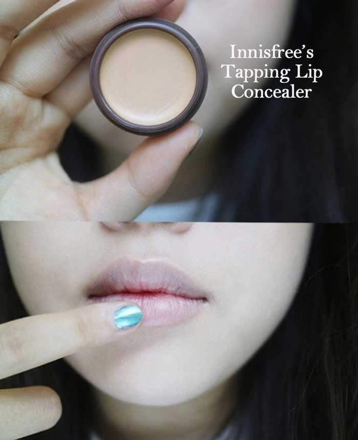 Che Khuyết Điểm Môi Innisfree Tapping Lip Concealer