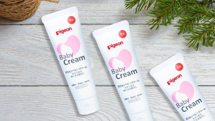 Kem chống nẻ Pigeon Baby Cream