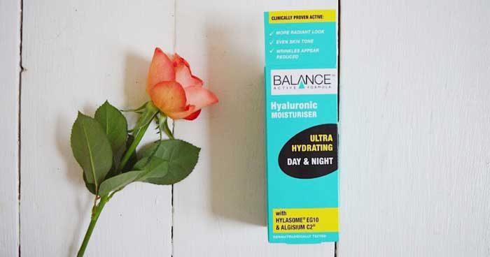 Kem Dưỡng Ẩm Balance Hyaluronic Ultra Hydrating Moisturiser