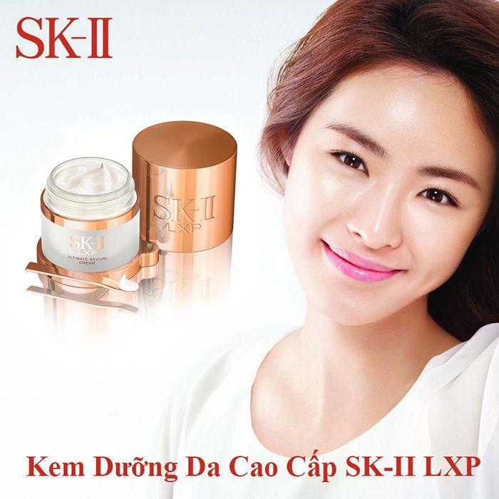 Kem dưỡng da SK-II LXP Ultimate Perfecting Cream