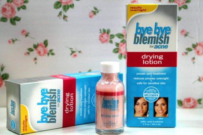 Kem trị Mụn Bye Bye Blemish Drying Lotion