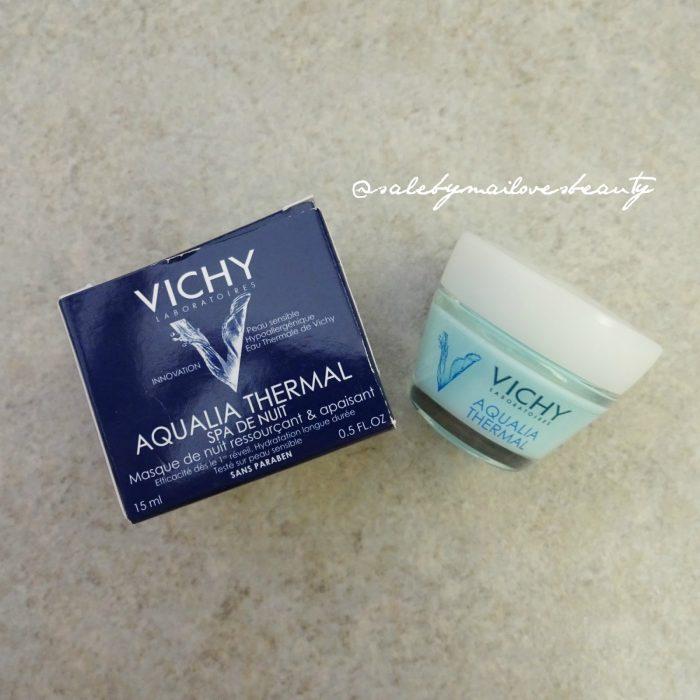Mặt nạ ngủ Vichy Aqualia Thermal Spa Sleeping Mask