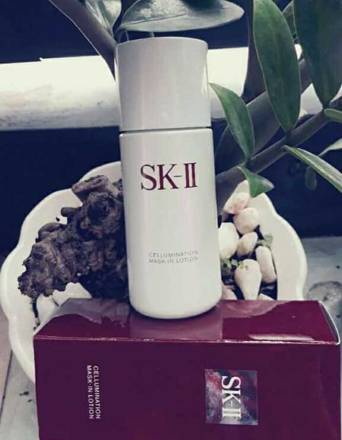 Nước Hoa Hồng SK-II Cellumination Mask-In Lotion