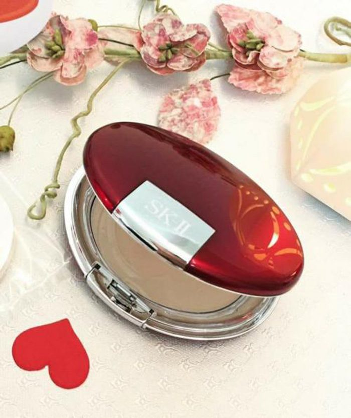 Phấn phủ Bột Nén SK-II Advanced Protect Powder UV