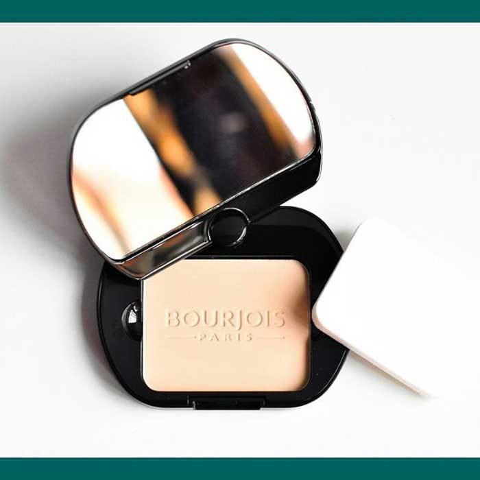 Phấn Phủ Bourjois Silk Edition Compact Powder