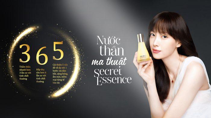 Nước Thần Su:m37 Secret Essence Advanced Sync Program
