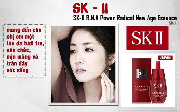 Serum chống lão hóa SK-II R.N.A Power Radical New Age Essence
