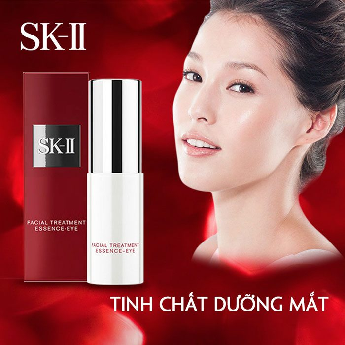 Serum dưỡng mắt SK-II FACIAL TREATMENT ESSENCE EYE