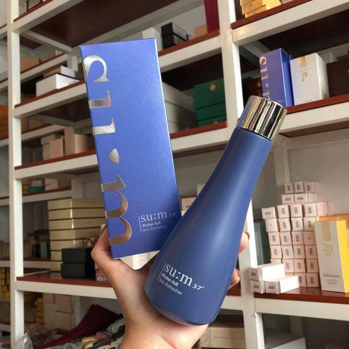 Nước Hoa Hồng Su:m37 Water-full Skin Refresher