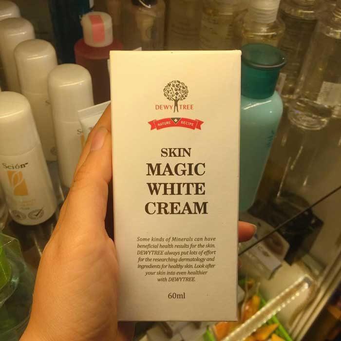 Kem Dưỡng Trắng Da Dewytree Skin Magic White Cream
