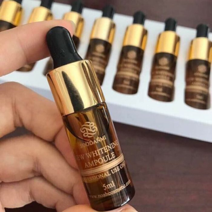 Tế Bào Gốc Soodanmi Professional Use Only Ampoule Line