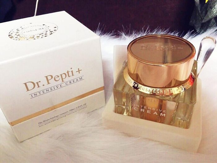 Kem dưỡng da DR.Pepti+ Intensive Cream