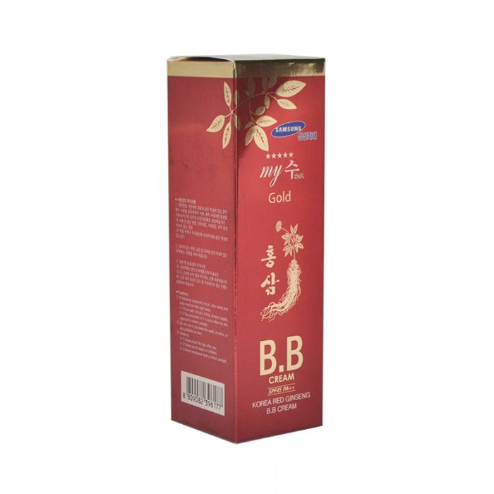 Kem Nền My Gold BB Cream Korea Red Ginseng SPF 40 PA++