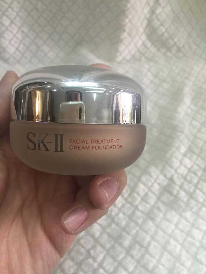 Kem nền SK-II Facial Treatment Cream Foundation