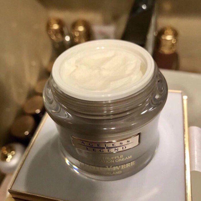 Kem Vento Vivere Pearl rase illuminating cellular cream