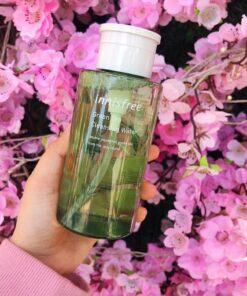 Nước tẩy trang Innisfree Green Tea Cleansing Water