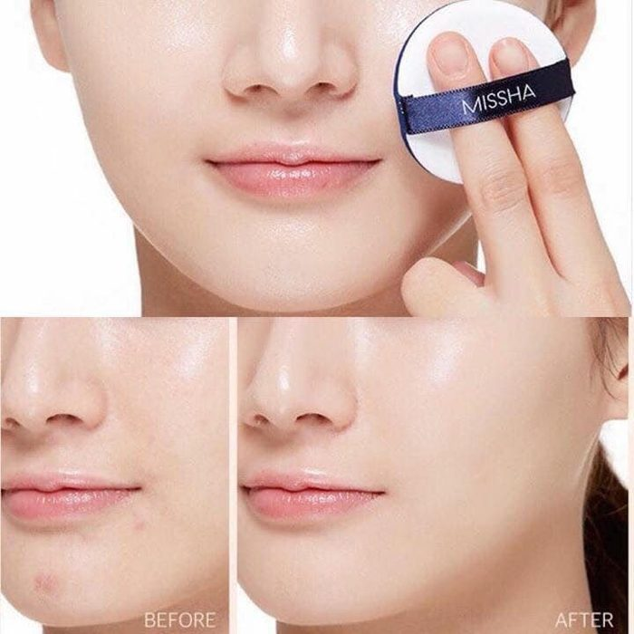 PHẤN NƯỚC MISSHA MAGIC CUSHION COVER LASTING SPF50