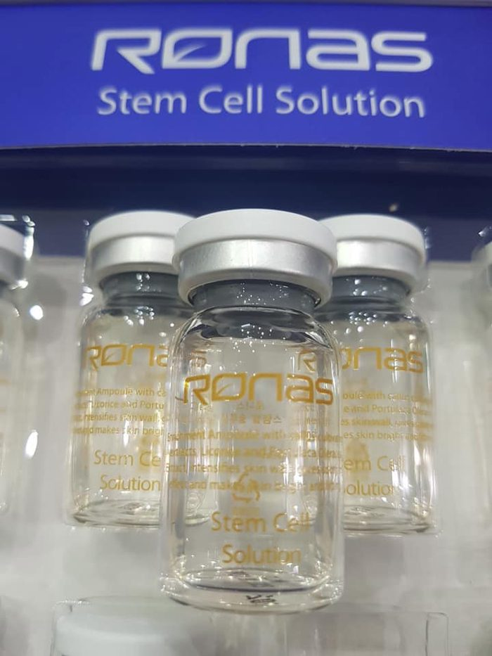 Tế Bào Gốc Ronas Stem Cell Solution