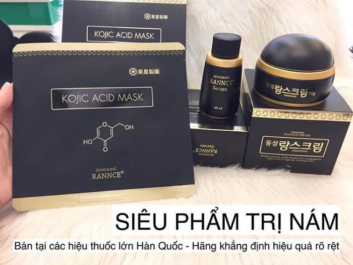 Serum Dongsung Rannce C Serum Korean