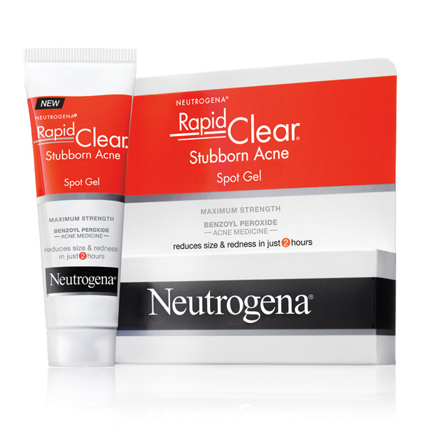 Gel trị mụn Neutrogena Rapid Clear Stubborn Acne Spot Gel