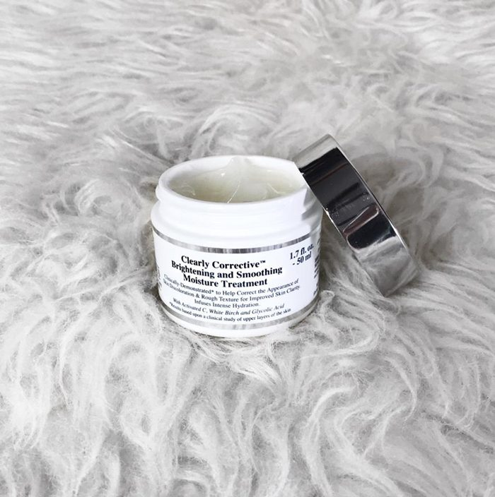 Kem dưỡng Kiehl's Clearly Corrective Brightening & Smoothing Moisture Treatment