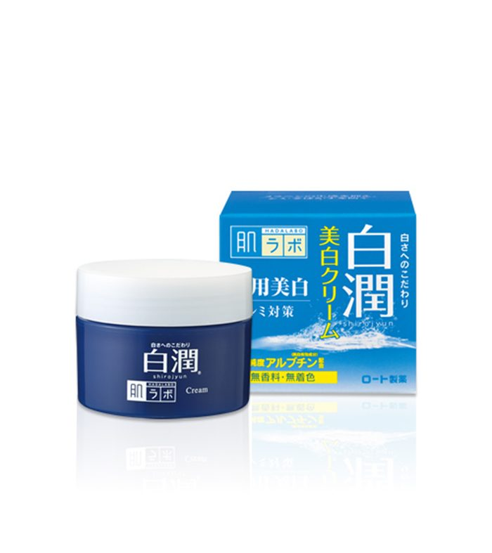 Kem dưỡng Hada Labo Shirojyun Medicated Whitening Cream