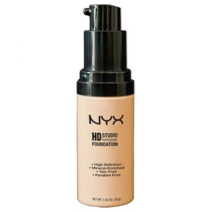 Kem Nền NYX HD Studio Photogenic Foundation