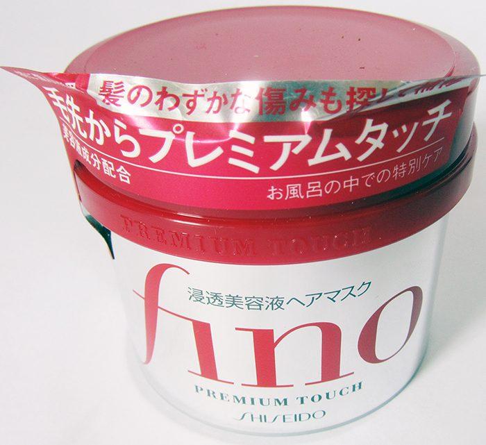Kem ủ tóc Shiseido Fino Premium Touch