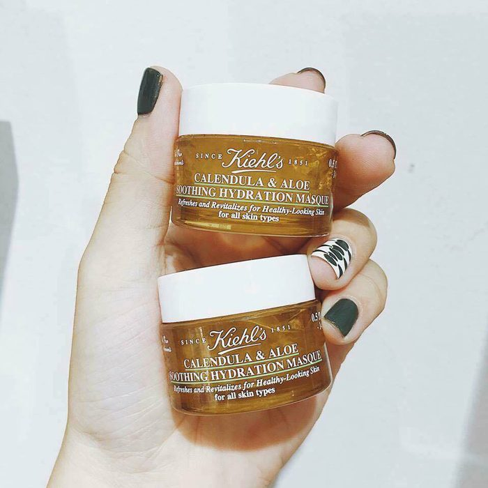 Mặt nạ KIEHL'S Calendula & Aloe Soothing Hydration Masque