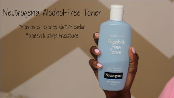 Nước hoa hồng Neutrogena Alcohol-Free Toner