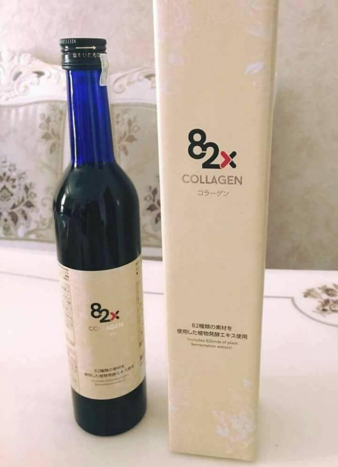 Nước Uống 82x Collagen