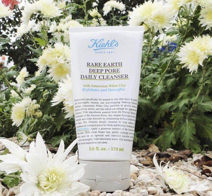 Sữa rửa mặt Kiehl's Rare Earth Deep Pore Daily Cleanser