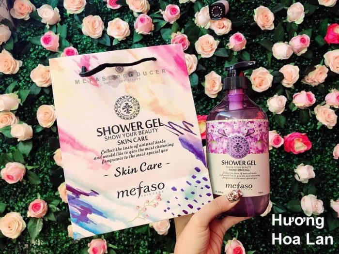 Sữa Tắm Mefaso Shower Gel
