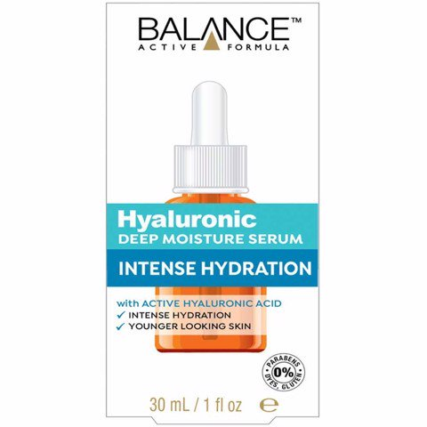 Balance Active Formula Hyaluronic Deep Moisture Serum