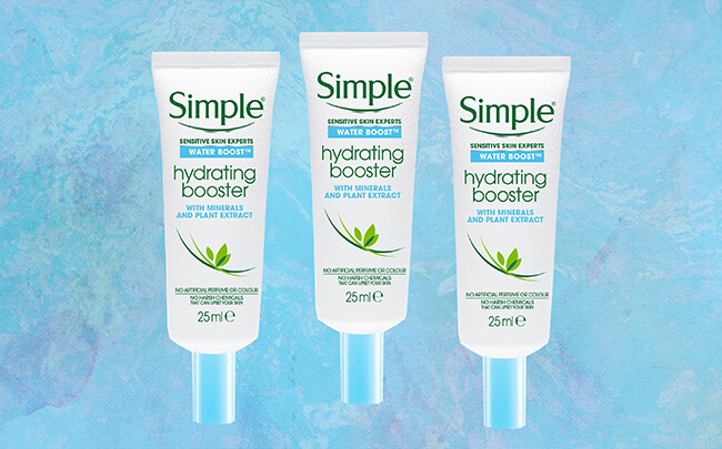 Tinh chất dưỡng ẩm Simple Water Boost Hydrating Booster