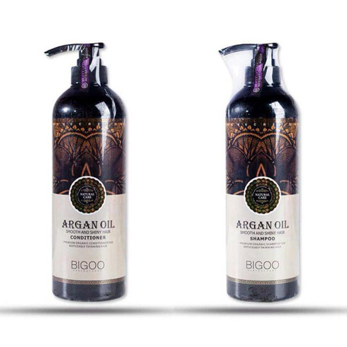 Dầu gội Bigoo Argan Oil