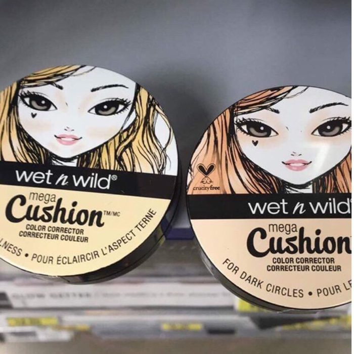 Phấn Nước Wet N Wild Mega Cushion Color Corrector
