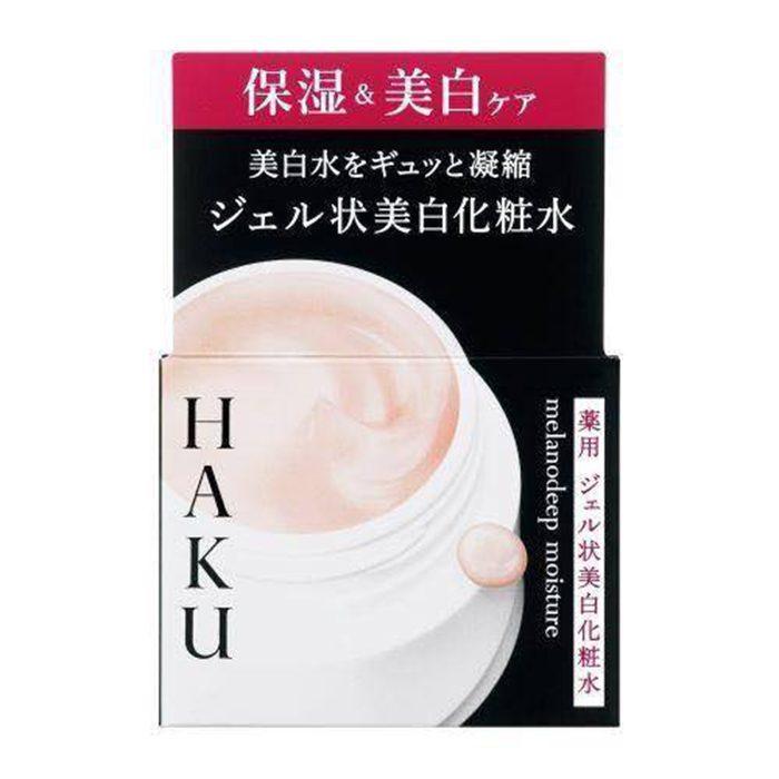 Kem trắng da trị nám SHISEIDO HAKU MELANODEEP MOISTURE
