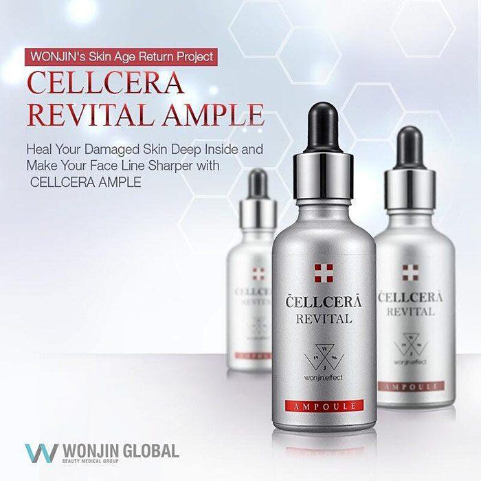 Serum WONJIN CELLCERA REVITAL AMPOULE
