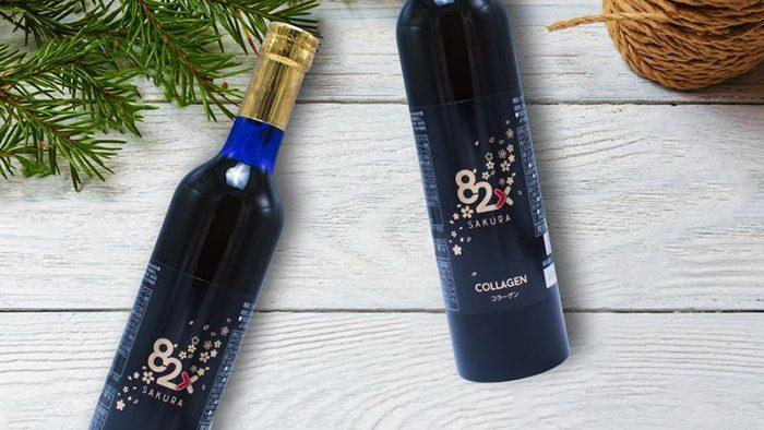 Nước Uống Collagen 82x Sakura  Premium 120000mg