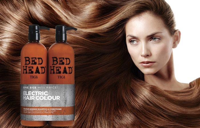 Dầu gội Tigi Bed Head Colour Goddess Electric Colour