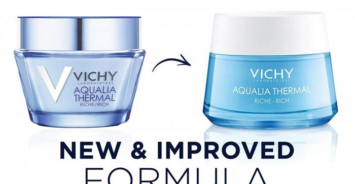 Kem Dưỡng Ẩm Vichy Aqualia Thermal Light Rehydrating Cream