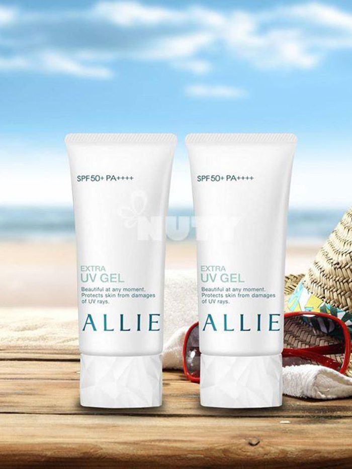 Kem chống nắng Allie Kanebo Extra UV Gel SPF50+/PA++++