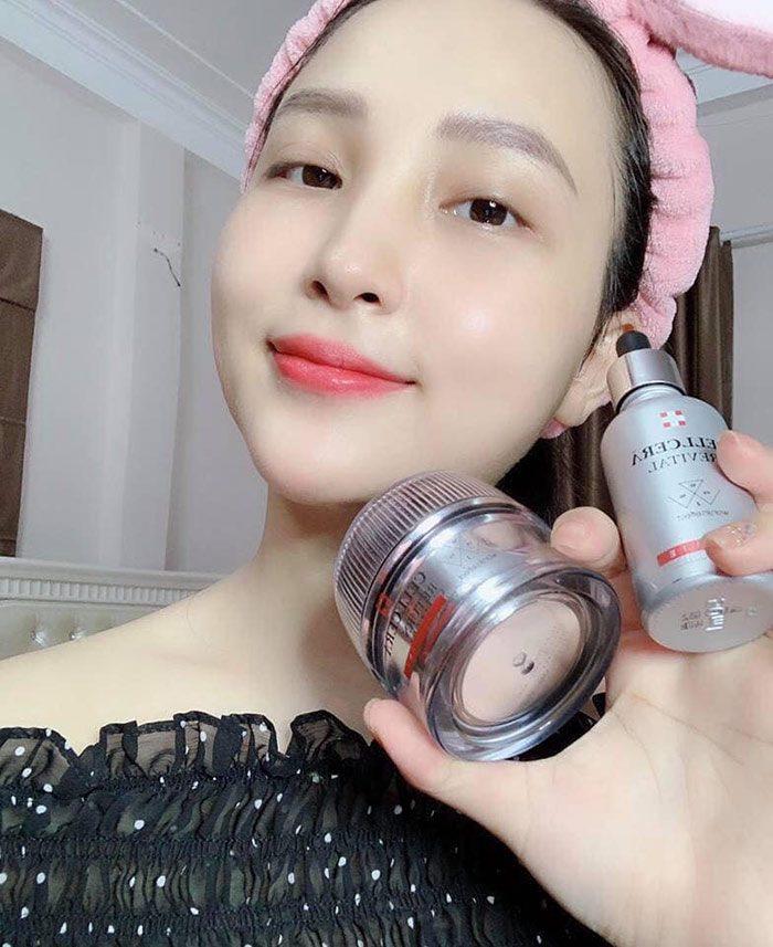 Kem dưỡng Wonjin Cellcera Return ointment Cream