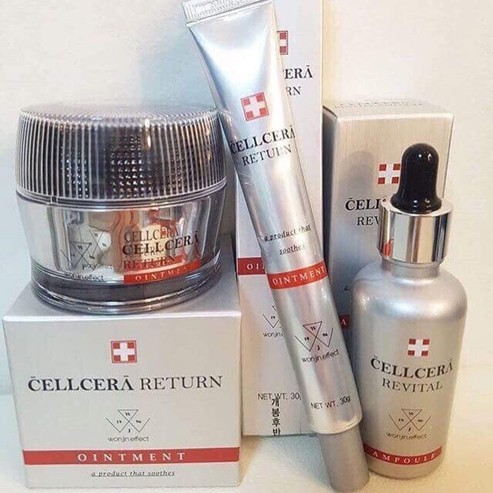 Kem dưỡng Wonjin Cellcera Return ointment Cream