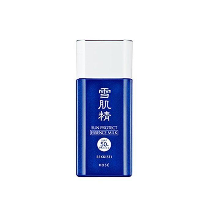 Kem chống nắng Kose Sekkisei Sun Protect Milk/Gel SPF50+/PA++++